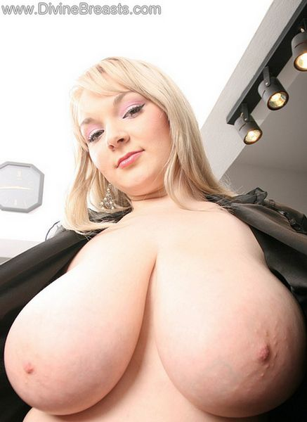 image Belgium big boobs blonde slut
