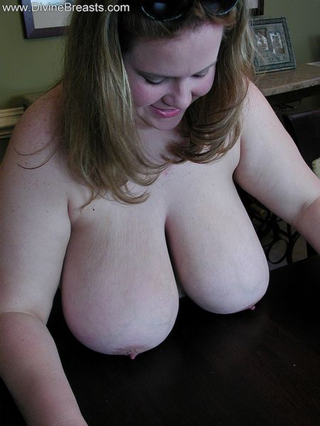 enormous breast