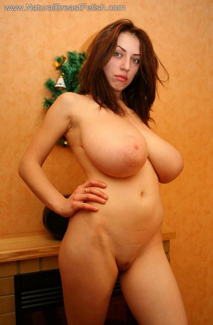 huge boobs fetish